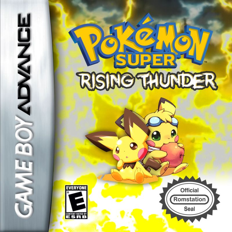 Pokemon Super Rising Thunder