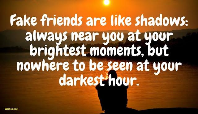 whatsapp dp for fake friends