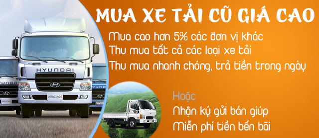 Mua bán xe tải Hyundai cũ tại Tuyên Quang