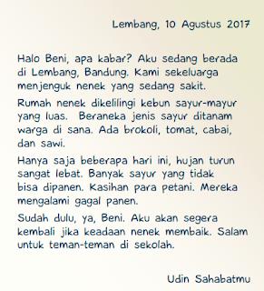 surat Udin