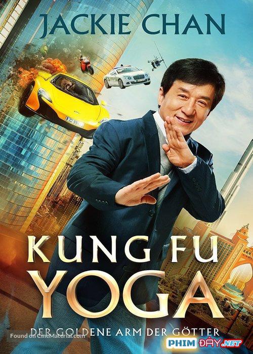 Kung Fu Yoga - Kung-Fu Yoga (2017)