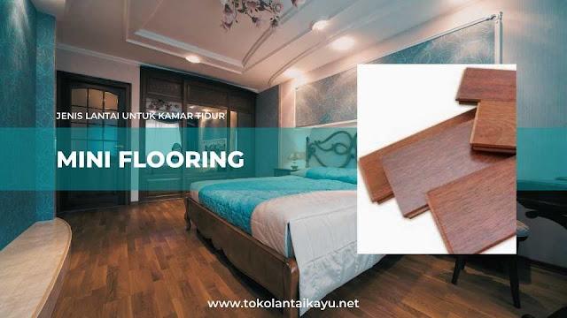 wood floor bedroom