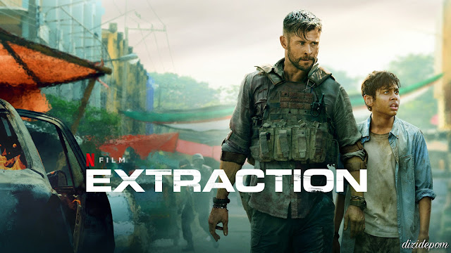 Extraction(2020) Filmi İndir