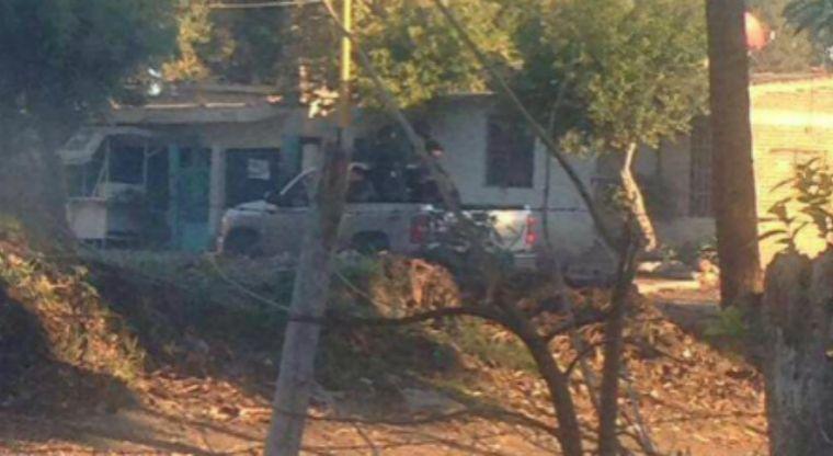 Videos así llegó el Convoy de Sicarios de los Chapitos a Villa Juárez