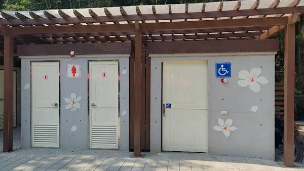 員林藤山步道「藤山市集」 斥資逾5百萬友善廁所啟用