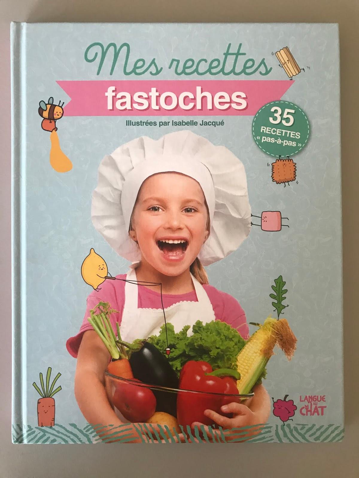 livre recette enfants