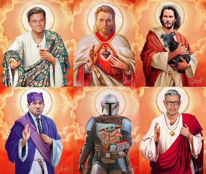 さて、あなたが宗教にハマるとしたら、どの神さまを選びますか⁉️😂