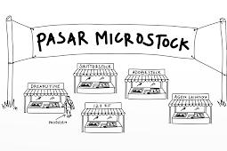 Cara Mendapatkan Dollar di Internet dengan Menjual Foto, Vector dan Footage di Microstock