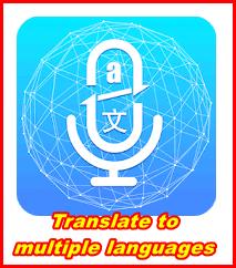 Translate2multiple-languages
