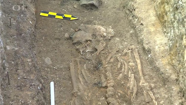 2,000-year-old burial of Germanic 'dignitary' discovered in south-eastern Moravia