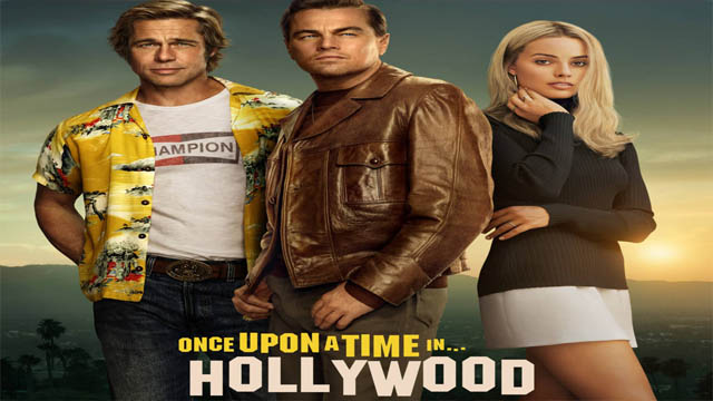 Once Upon A Time in Hollywood (2019) English Movie [ 720p + 1080p ] BluRay Download