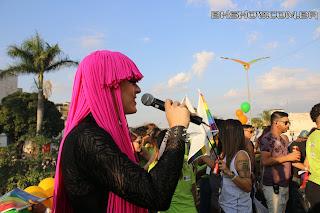 IMG 9996 - 13ª Parada do Orgulho LGBT Contagem reuniu milhares de pessoas