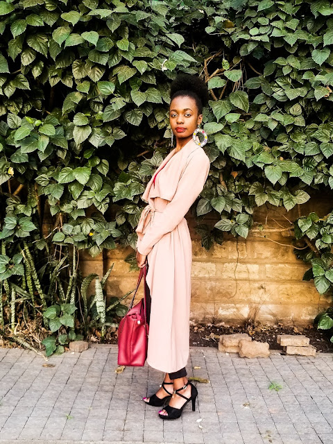 How To Look Chic While Wearing A Duster Coat