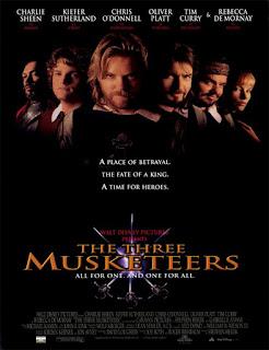 Los tres mosqueteros) (1993) [Latino]