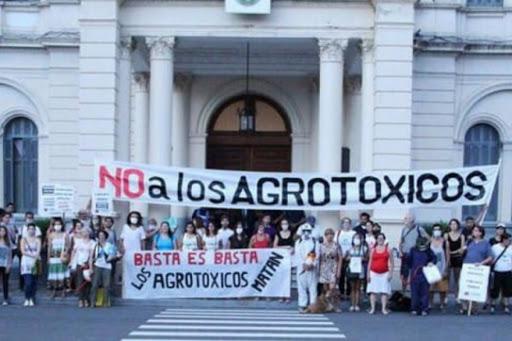 Coordinadora por una Vida Sin Agrotóxicos en Entre Ríos