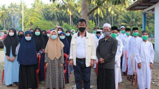 Rusdy Mastura Silaturahmi dan Beri Bantuan ke Yayasan Pondok Tahfizh Khodimul Quran.lelemuku.com.jpg