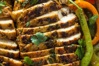 Recipe: All Purpose Cilantro Lime Chicken