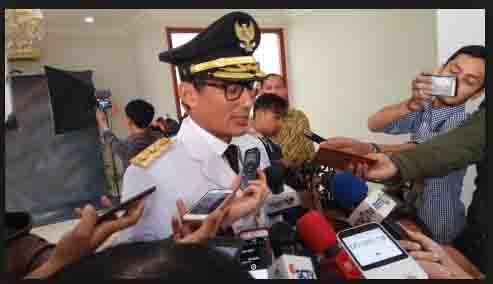 Cegah Korupsi di DKI, Sandi Belajar dari Kasus Korupsi Sumber Waras Dan Lahan Cengkareng