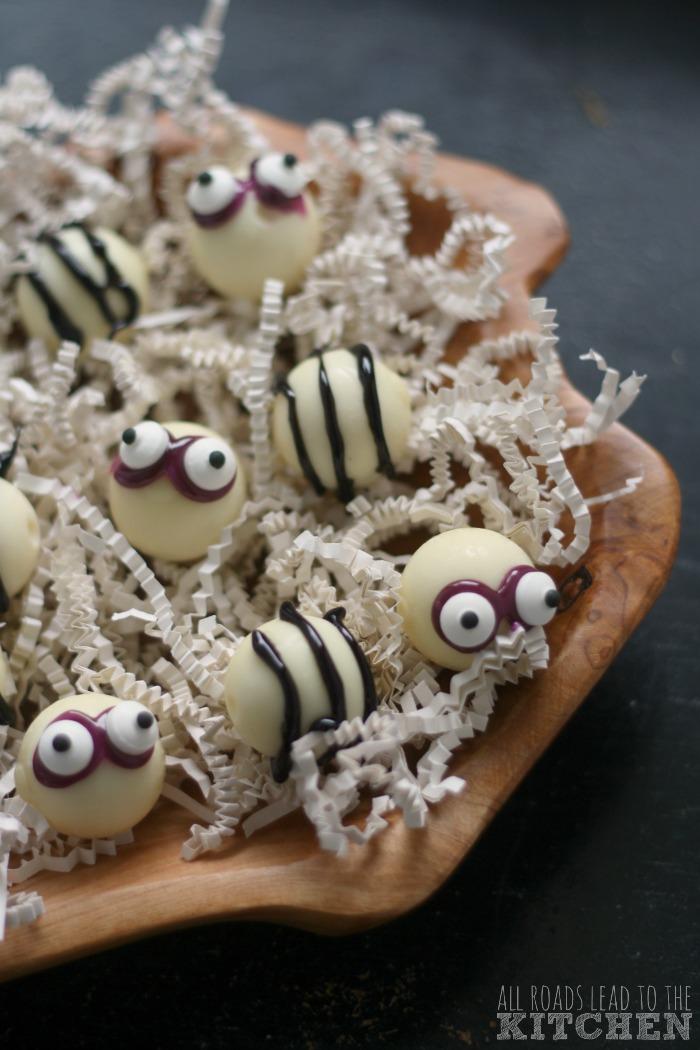 Easy Beetlejuice Truffles