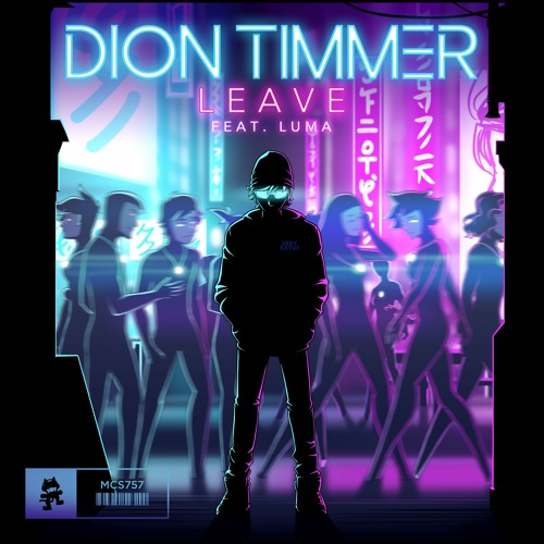 "Dion Timmer Returns With ""Leave"" Feat. Luma"