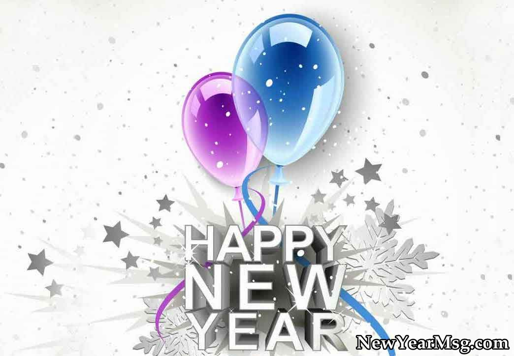 Happy New Year 2018 Facebook WhatsApp Status Messages | NewYearMsg.com »