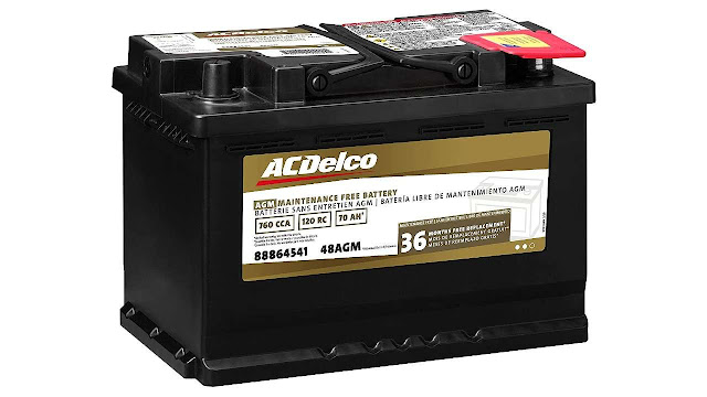 ACDelco 48AGM Professional Battery