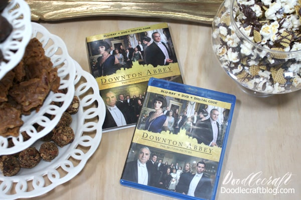 Throw a spectacular 2020 New Years Eve party with the Downton Abbey DVD. Ring in the Roaring twenties with the entire Downton Abbey crew!