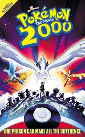 Mr Movie Pokemon The Movie 2000 1999 Movie Review
