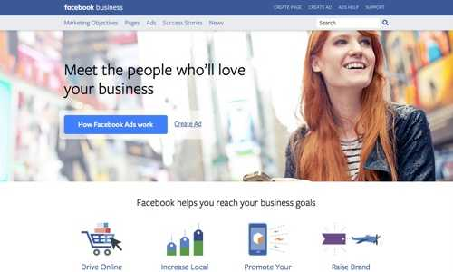 Tools for Business promotion on Facebook
