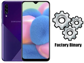 روم كومبنيشن Samsung Galaxy A30s SM-A307FN