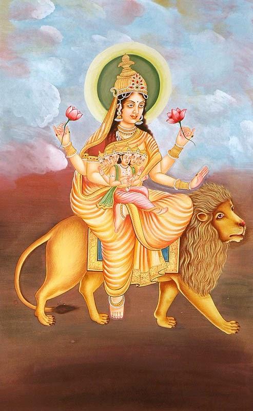 Navarathri Day 5