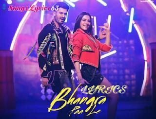 Bhangra Paa Le Lyrics - Mandy Gill Indian Pop [2019]