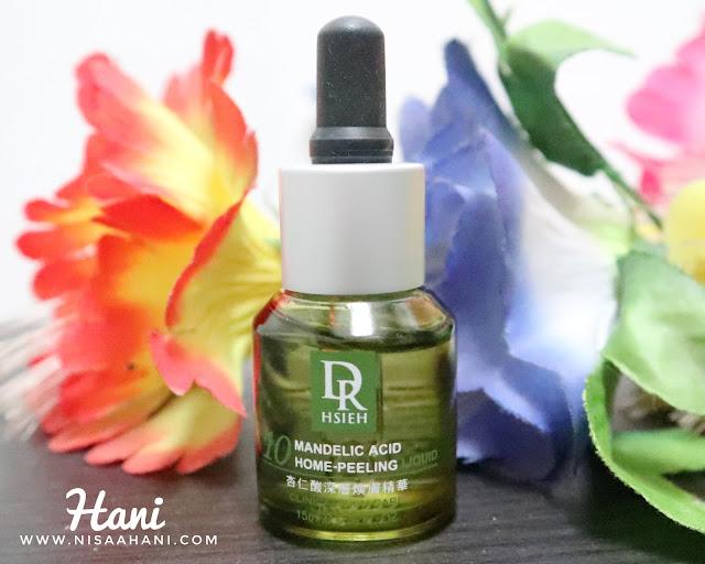 Dr. Hsieh 10% Mandelic Acid Home-Peeling Liquid