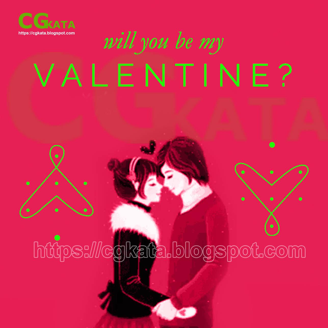 Kumpulan Ucapan Ucapan Valentine Cgkata Mutiara Cgkata