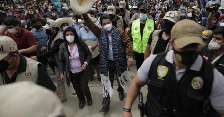 PEDRO CASTILLO: El sindicalista que busca la Presidencia