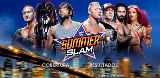 Ver Repeticion de Wwe Summerslam 2016 en español latino full show completo