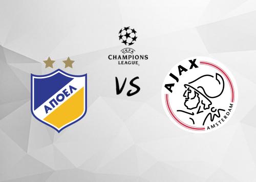 APOEL vs Ajax  Resumen y Partido Completo