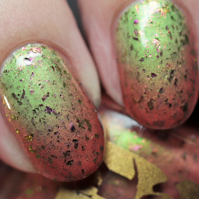 Bee's Kees Lacquer Ghoulified