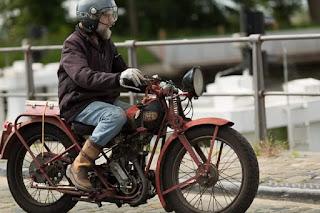 Hobi motor tua kuno