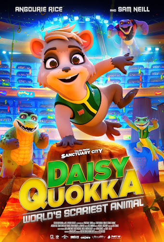 Daisy Quokka (Web-DL 720p Español Latino) (2021)