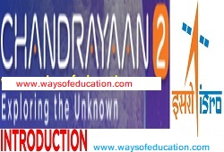Introduction Of Chandrayaan 2
