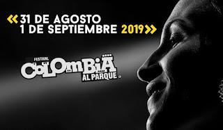 XVIII Festival COLOMBIA AL PARQUE | 2019