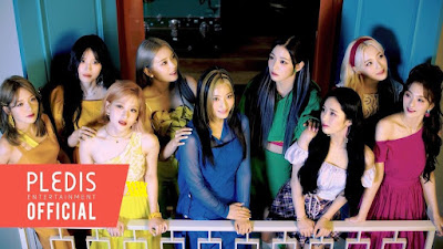 Download Lagu fromis_9 Talk and Talk Mp3