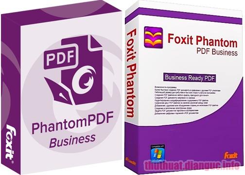 Download Foxit PhantomPDF Business 9.6.0.25114 Full Crack