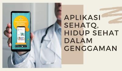 SehatQ.com Salah Satu Platform Informasi Kesehatan Terbaik