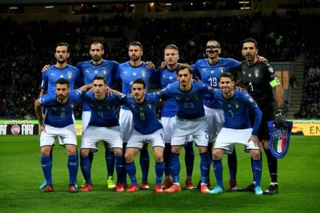 تشكيل ايطاليا ضد البوسنة و الهرسك عبر سوفت سلاش
