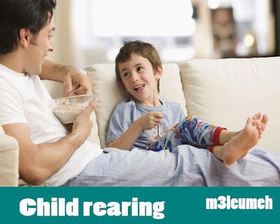 عشر قواعد تجعل طفلك يصغي إليك