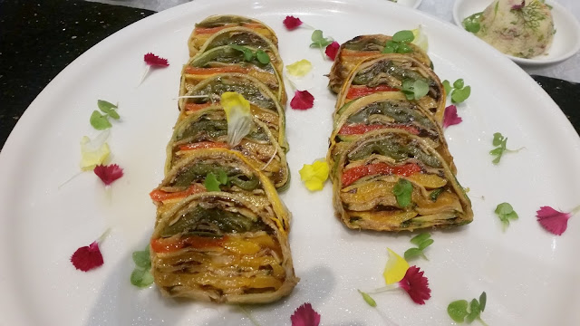 Grilled Vegetable Terrines