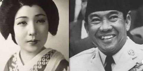 Kisah Pilu Sakiko Kanase Istri Lain Bung Karno dari Jepang yang Akhirnya Meninggal dengan Cara 'Harakiri'