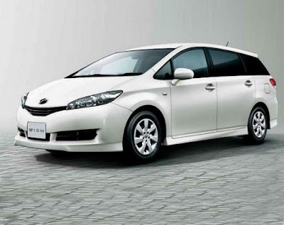 Toyota Wish 2017 Redesign